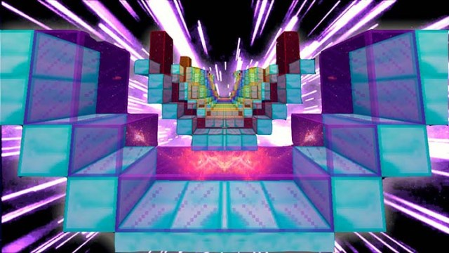 Lunar Speed Parkour Map for Minecraft