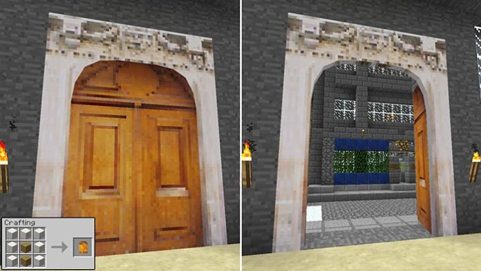 Malisis Doors Mod for Minecraft