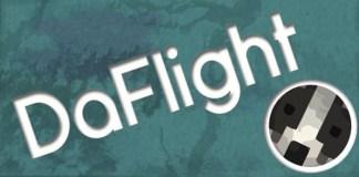 DaFlight Mod for Minecraft