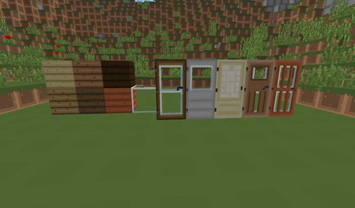 Simple Modern Resource Pack for Minecraft 3