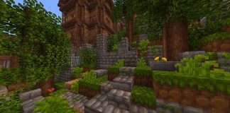 Woodpecker Resource Pack for Minecraft