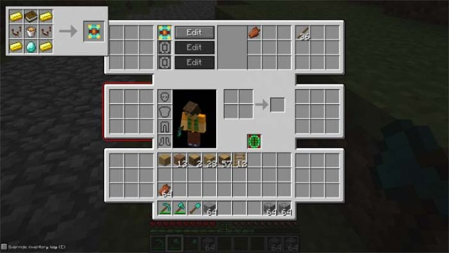 Advanced Inventory Mod for Minecraft