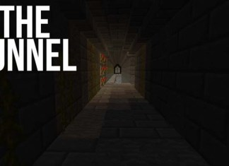 The Tunnel Map for Minecraft