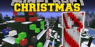 Christmas Festivities 3 Mod for Minecraft