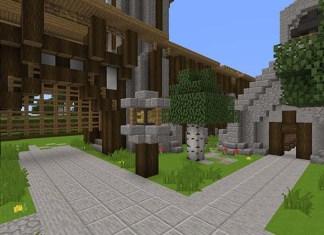 Xenocontendi Resource Pack for Minecraft