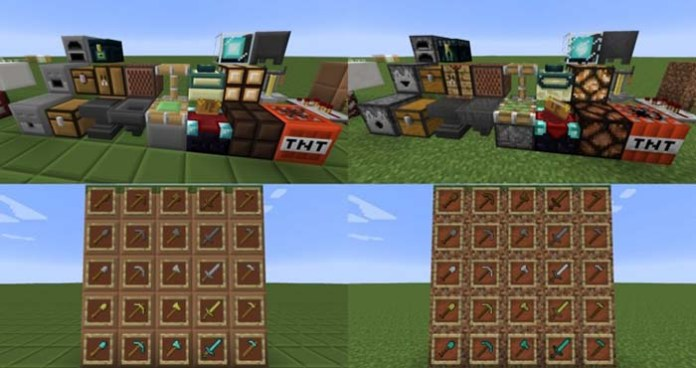 BoxoCraft Reloaded Resource Pack for Minecrat