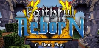 Faithful Reborn Resource Pack for Minecraft 1.7.10