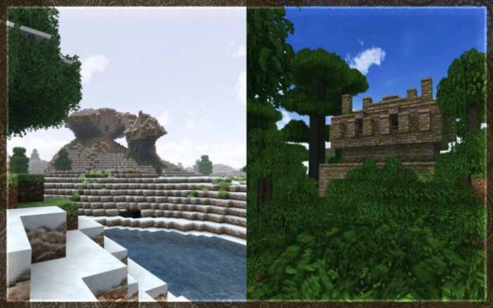 Halcyon Days Resource Pack for Minecraft