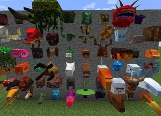 Headcrumbs Mod for Minecraft 1.7.10