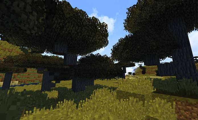 Naturus Resource Pack for Minecraft
