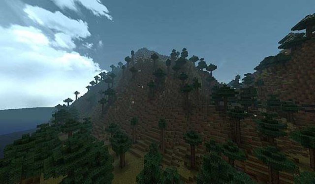 Skyrim Resource Pack for Minecraft