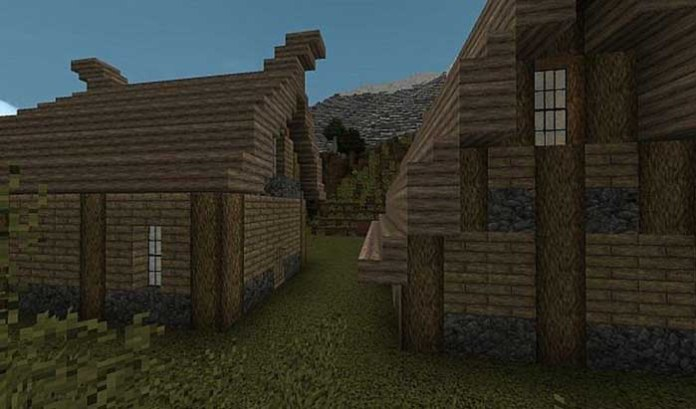 Skyrim Resource Pack for Minecraft 1.8.9
