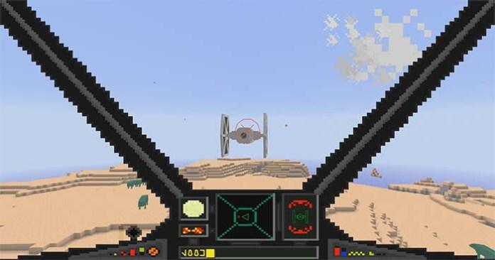 Star Wars Mod for Minecraft 1.7.10