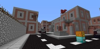 The Lost Adventure Map for Minecraft 1.8.9