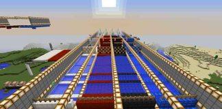 Parkour War Map for Minecraft 1.9 | MinecraftSide