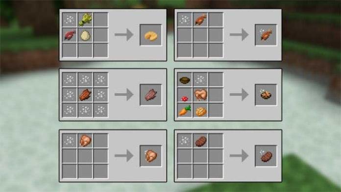 SaltyMod for Minecraft 1.7.10