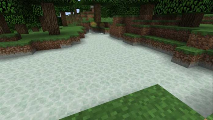 SaltyMod for Minecraft