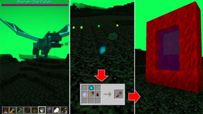 AbyssalCraft Mod for Minecraft
