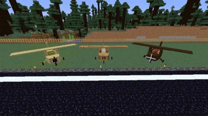 Flight Simulator Mod for Minecraft 1.9