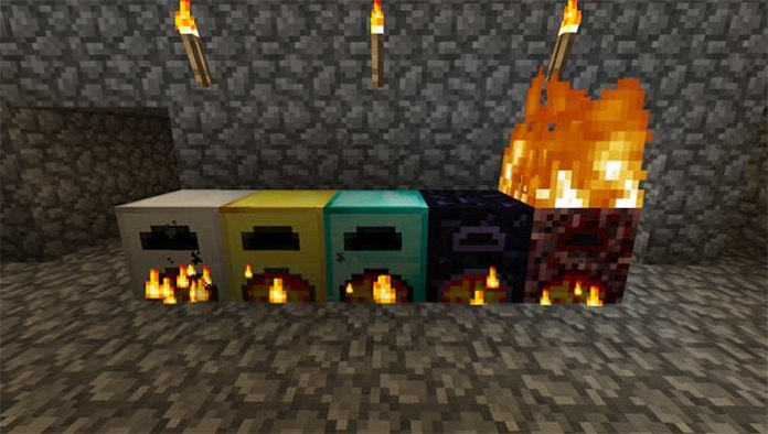 More Furnaces Mod for Minecraft 1.9/1.8.9/1.8/1.7.10 | MinecraftSide