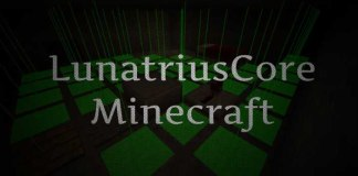 LunatriusCore Mod for Minecraft 1.9/1.7.10