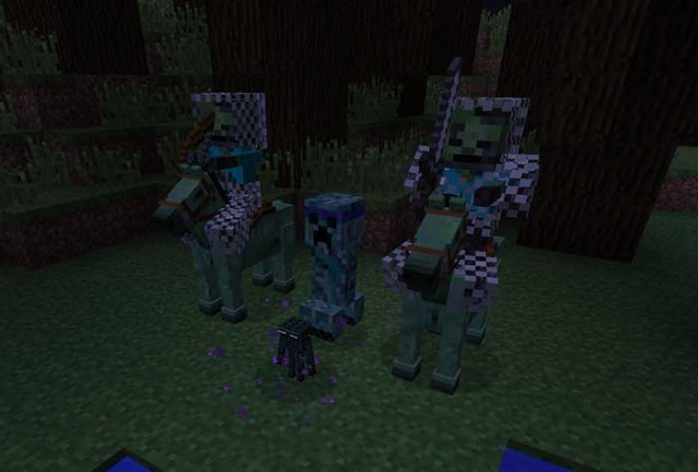 Ender Zoo Mod for Minecraft 1.9