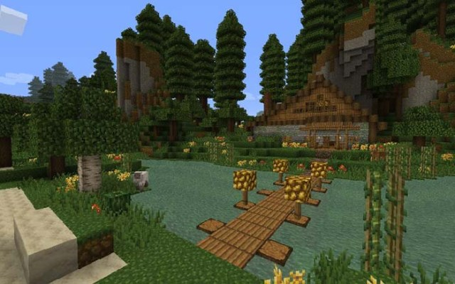 Jungle Ruins Resource Pack for Minecraft 1.9.2/1.9 | MinecraftSide
