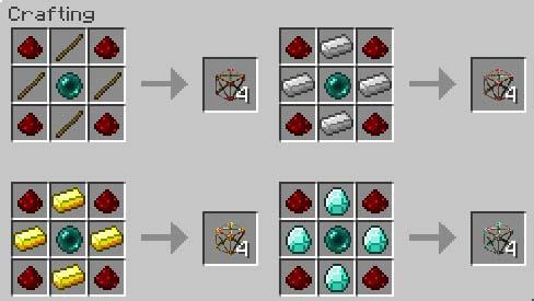 MalisisBlocks Mod for Minecraft