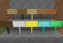 MoarSigns Mod for Minecraft 1.9/1.8.9/1.7.10