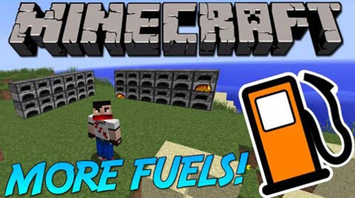 More Fuels Mod for Minecraft 1.9/1.8.9/1.7.10