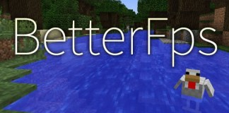 BetterFPS Mod for Minecraft 1.10.2/1.9.4