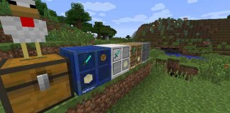 Gear Swapper Mod for Minecraft 1.10.2