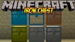 Iron Chests Mod for Minecraft 1.15/1.14/1.13.2