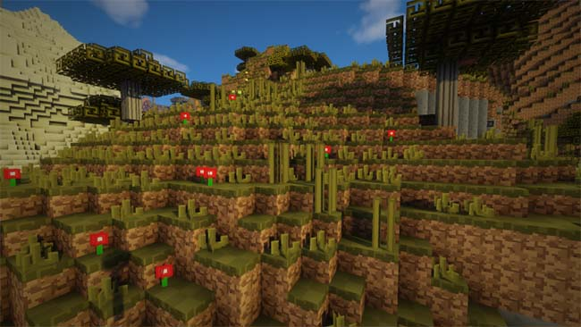 Nuper Gummi Resource Pack for Minecraft