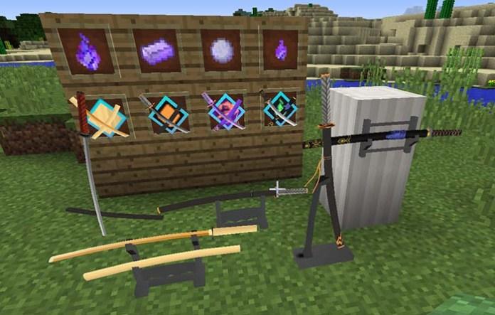 SlashBlade Mod for Minecraft 1.10.2/1.9.4