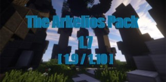 Arkelios Blue Resource Pack for Minecraft