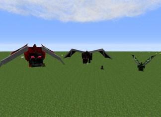 DragonRealm Mod for Minecraft