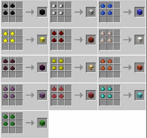 Essence Powder Mod for Minecraft