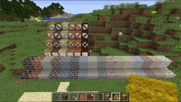 More Materials Mod for Minecraft
