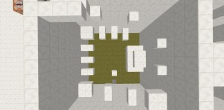 The Levitator Map for Minecraft