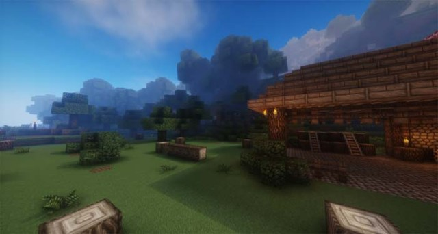 David's Detailed Resource Pack