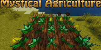 Mystical Agriculture Mod for Minecraft