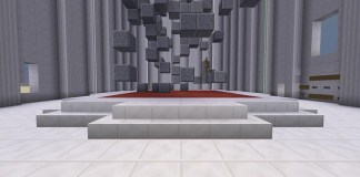 Randomized Parkour Map for Minecraft
