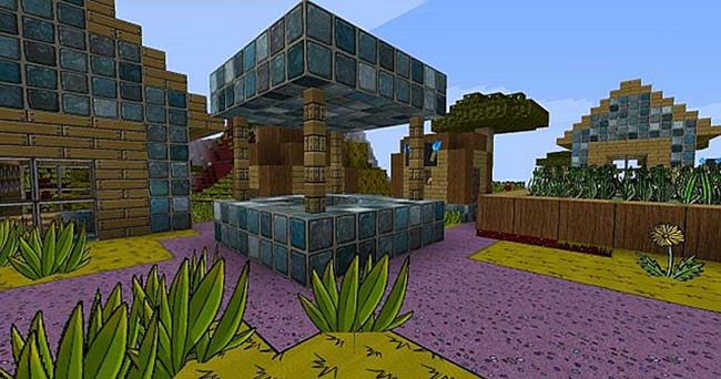 Sassgaard Resource Pack for Minecraft