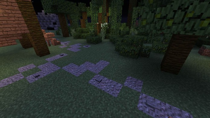 Intergalactic Map for Minecraft