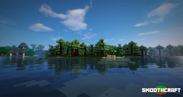 Smoothcraft Resource Pack for Minecraft