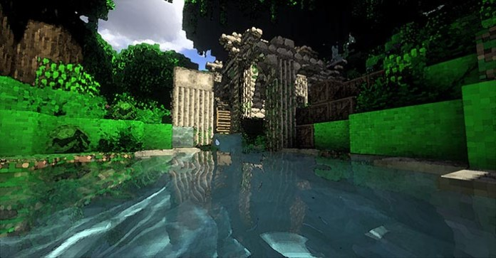 Map 111 2.The Forgotten Book Map For Minecraft 1 12 2 1 11 2 Minecraftside