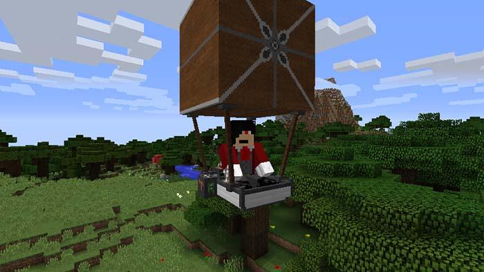 ViesCraft Mod for Minecraft