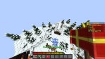 Christmas Brawl Map for Minecraft 1.14
