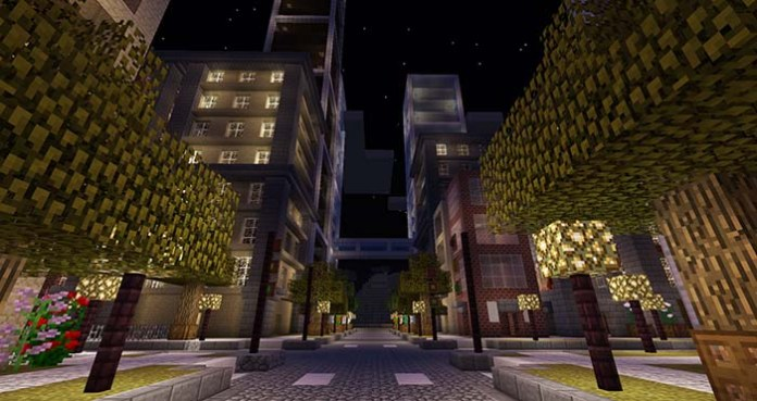 Dooglamoo Cities Mod for Minecraft
